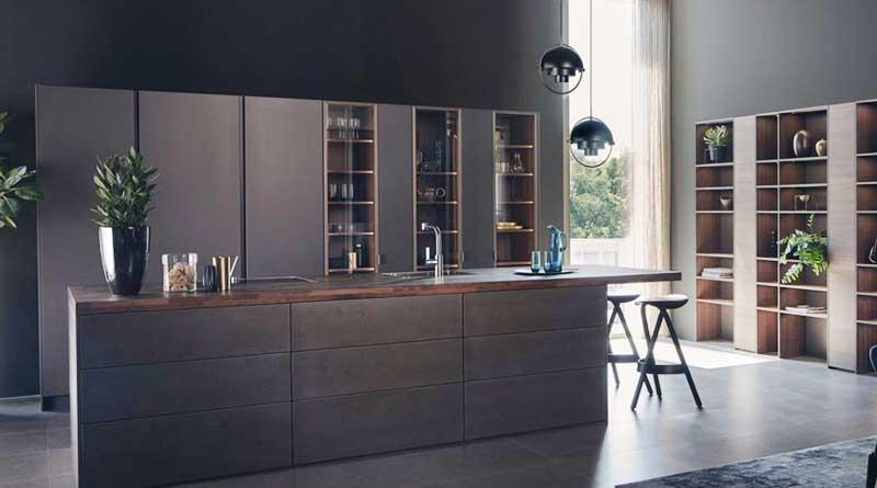 Moderne Küche - Küche kaufen Moosburg KMS Küchenmontage-Service