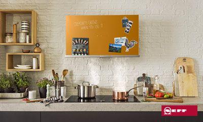 Kreative dunstabzugshauben von neff für kreative küchen küche